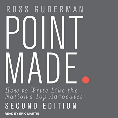 Point Made, Second Edition cover art