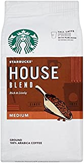 Starbucks House Blend Coffee Ground - 200g