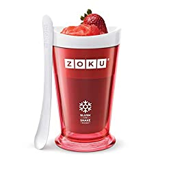 Cool gadgets - a Review of the Coolest Gadgets you can buy - Zoku Slush and Shake Maker