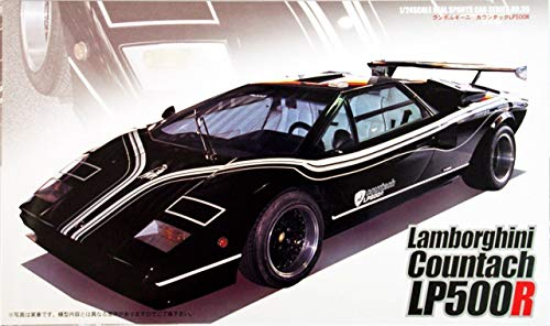 1/24 Real Sports Car series RS39 Countach LP500R (japan import)