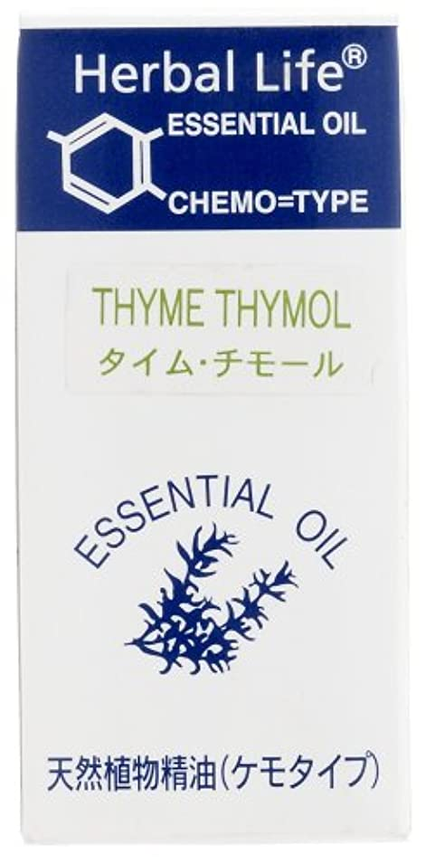 ネズミラダワイド生活の木 C タイム チモール エッセンシャルオイル 3ml