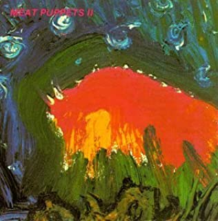 Meat Puppets II by Meat Puppets (0100) Audio CD