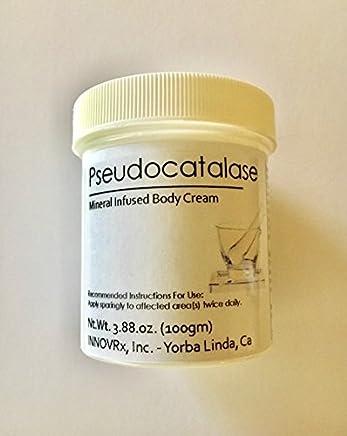 Pseudocatalase - Cosmeceutical Cream (100 gram)
