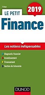 Le petit Finance 2019 - Les notions indispensables - Les notions indispensables (2019) de Fabrice Briot