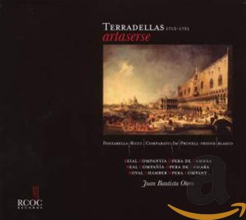 Terradellas: Artaserse