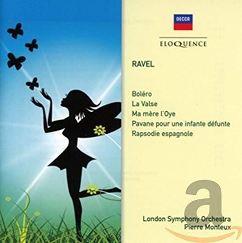 Ravel: Ma Mere L'Oye / Bolero / La Valse / Pavane