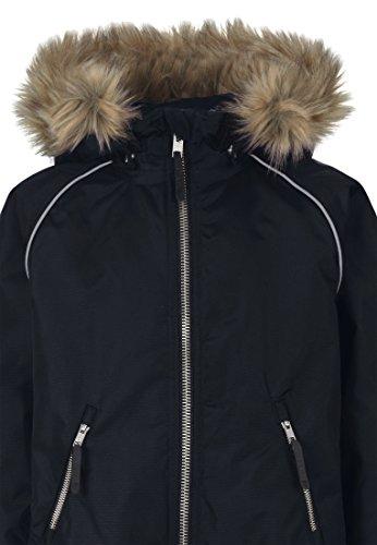 Ticket To Heaven Unisex Sportswear-Set Schneeanzug Baggie m. Abnehmbarer Kapuze, Blau (Total Eclipse 3000), 92 - 2