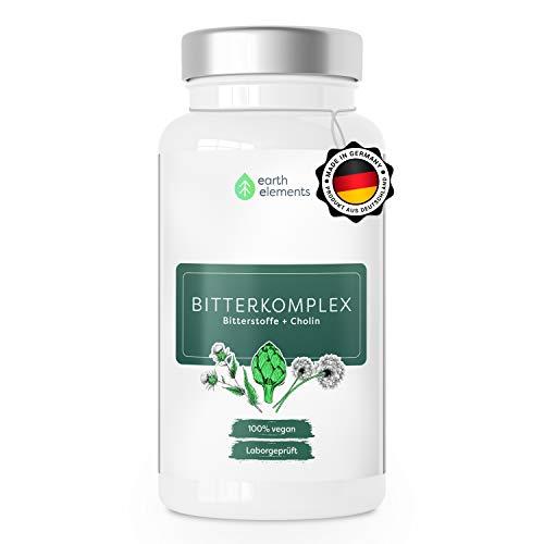 Mariendistel, Artischoke, Löwenzahn & Cholin 6-fach Komplex (für eine normale Leberfunktion) hochdosiert mit 80{851c9eac0295767d5784b06ea99c8fe4f5ec1622da787fffc09f942702fe1a62} Silymarin - Deutsche Premium Qualität ohne Zusatzstoffe (1 Monat Kur)