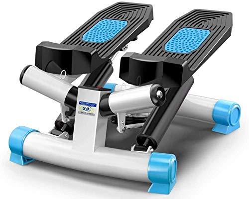 Home stepper Kachelpijp-machine voor gewichtsverlies Fitnessapparatuur voor thuis Lopende machine Multifunctionele loopband Demper Geen krassen op de vloer Met een trekkoord(Upgrade)