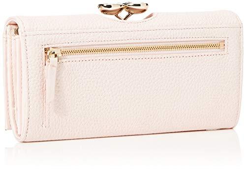 Ted Baker Women's ALYYSAA Travel Accessory-Bi-Fold Wallet, LT-Pink, One Size