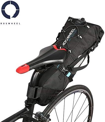 Roswheel 10 Under blast sales LWaterproof Limited price Cycling Bicycle Tai Bag Bike Seat Saddle