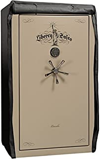 Liberty Safe Gun Safe Cover - Size 40 Charcoal Gray Lightweight Breathable, Moisture Resistant