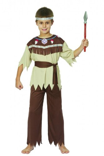 Indian Brave Costume enfant