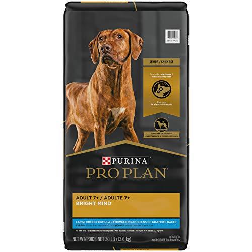 Purina Pro Plan Large Breed Senior Dry Dog Food,...