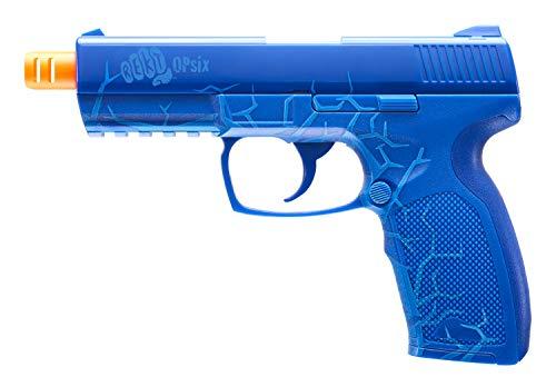 Umarex Rekt OpSix Pistol Foam Dart Launcher Gun, Blue
