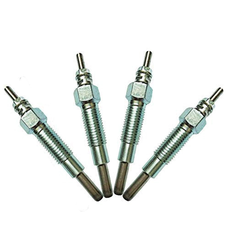 Mover Parts 4PCS 15221-65510 15401-65510 Glow Plug for Bobcat 743 643 743B Kubota V1402 V1702 V1902 D1302
