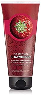 The Body Shop Strawberry Softening Body Polish 200 ml