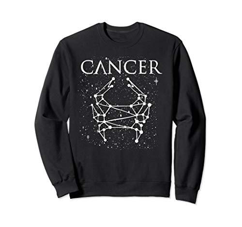 Krebs Sternbild Krebs Astrologie Symbol Sweatshirt