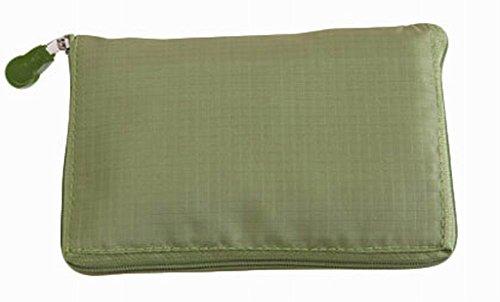pliable sac shopping réutilisable fourre-tout sac d'épi sac shopper, vert