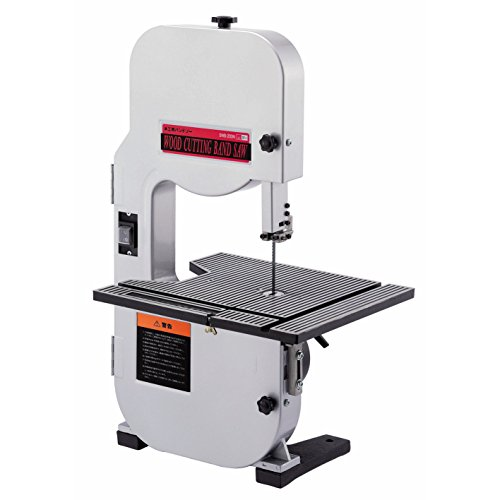 SK11木工用バンドソーテーブル寸300mm×340mmふところ195mmSWB-200N