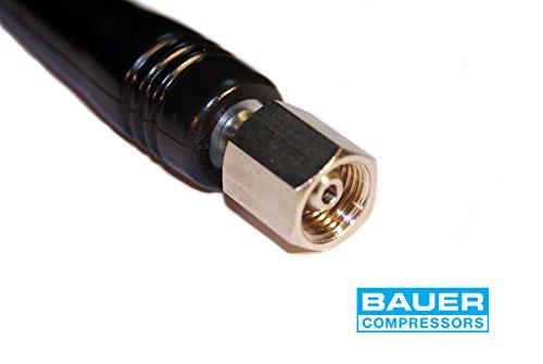 METALSUB verbindingsslang INOX Bauer compressor, 600 cm