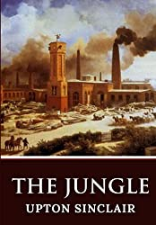 Cover of Upton Sinclair's The Jungle.