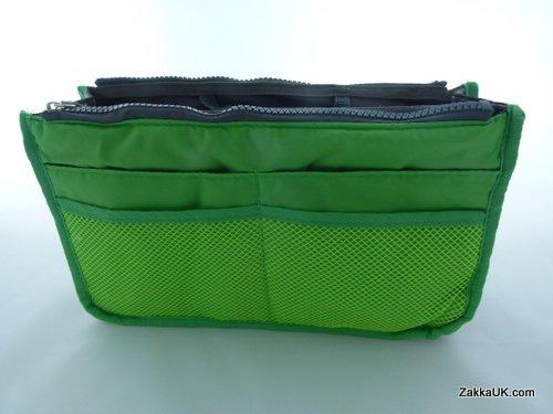 Bag multi-fan in borsa della borsa sacchetto dell'organizzatore del Canguro Verde