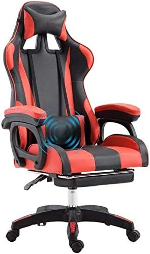 Barstools Ranking TOP1 Ranking TOP16 THBEIBEI Computer Chair High-Back Leather Gaming PU De
