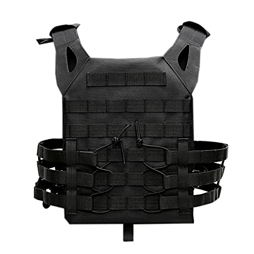 Tactical Airsoft Outdoor Molle Breathable JPG Vest Game...