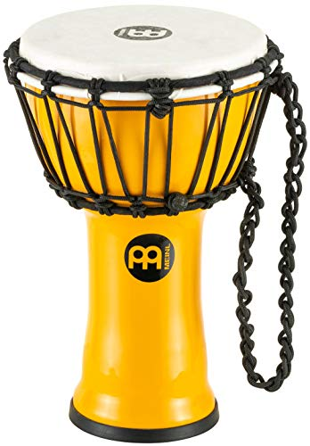 MEINL Percussion JRD Djembe - Yellow (JRD-Y)