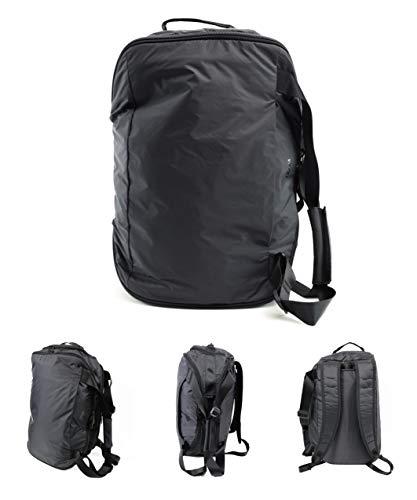 [撥水][B4収納]Rip-Nylon Travel Backpack/wdl.(ダブリューディーエル) VBOM-5188 バックパック ショルダーバッグ 撥水 大容量 PC収納 通勤 通学