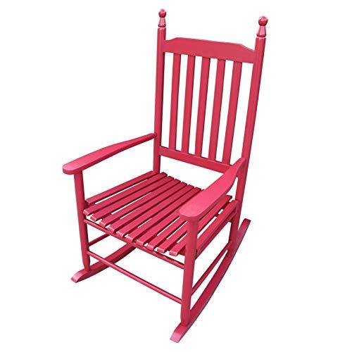 T-ara Morbido e confortevole 324.5 pollici L- 32,85 pollici W-45.25 pollici H, quotidiano fuori bar a dondolo, sedia a dondolo resistente alle intemperie, sedia a dondolo portico resistente alla moda,
