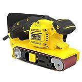 Stanley FatMax FMEW204K-QS Bandschleifmaschine, 1010 W, 230 V, Schwarz, Gelb