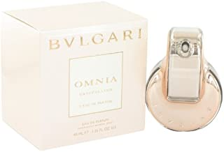 Bvlgåri Omniä Crystallinè L'eaü Dè Pärfum Pèrfume For Women 1.3 oz Eau De Parfum Spray + Free Shower Gel