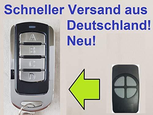Handsender kompatibel mit Berner BHS110, BHS121, BHS130, BHS140, BHS153-868,3 MHz - Fernbedienung