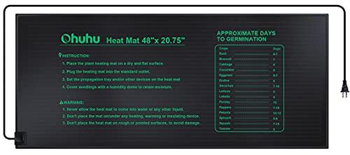 Ohuhu Seedling Heat Mat