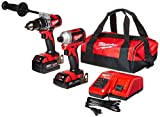 Milwaukee 2893-22CX M18 18V Lithium-Ion Brushless...