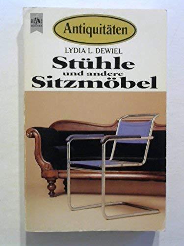 Antiquitäten. Stühle und andere Sitzmöbel.
