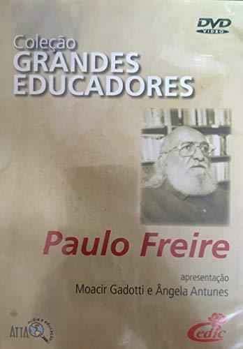 Grandes Educadores - Paulo Freire [dvd]