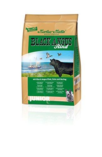 Markus Mühle Black Angus Junior - Molinillo de café (1 x 1,5 kg)