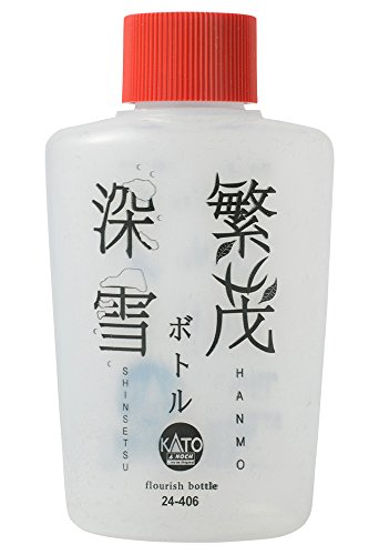 KATO 繁茂 (はんも)・深雪 (しんせつ)ボトル 24-406 鉄道模型用品