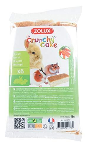 Crunchy Cake Carotte X6