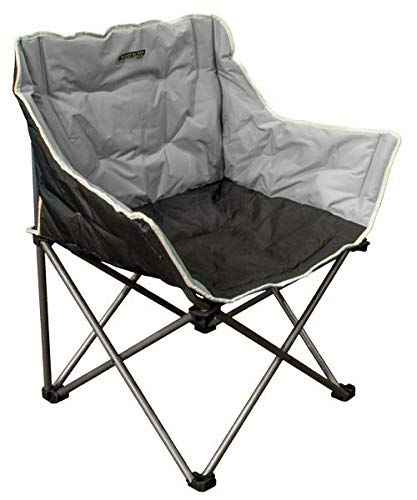 Quest Autograph Kent XL chair in black and grey