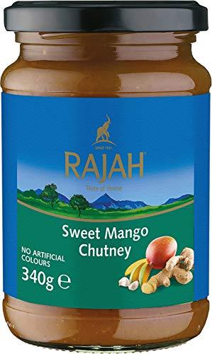 Rajah Mango Chutney, Dulce 340 g