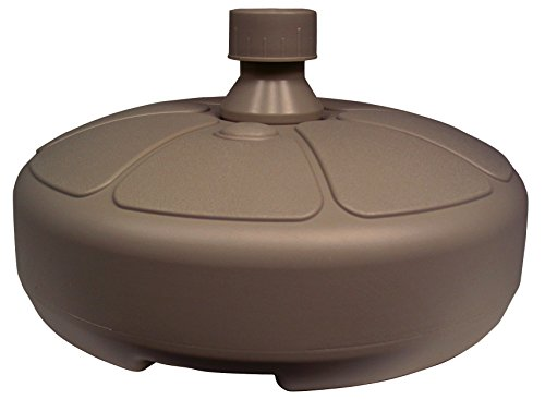 Adams Manufacturing 8129-60-3750 Umbrella Base, Earth Brown