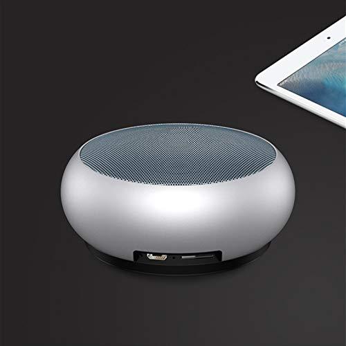 XKstyle Altavoces, subwoofer estéreo portátil, Sonido Envolvente 3D Impermeable, al Aire Libre (Color : B)