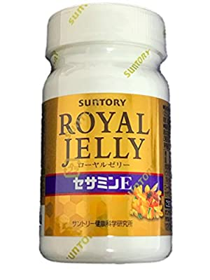 Suntory Royal Jelly + Sesamin E 120 tablets (30 days' supply) (Japan Import)