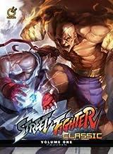 Street Fighter Classic Volume 1 : Hadoken (Hardcover)--by Ken Siu-Chong [2013 Edition]