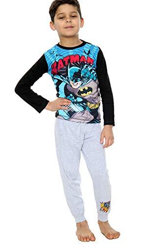 Conjunto de pijama de algodón para niños con licencia oficial de personajes