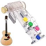 Cisolen Guarnitura per chitarra, aiuto per apprendimento della chitarra, regalo per principianti, per proteggere le dita